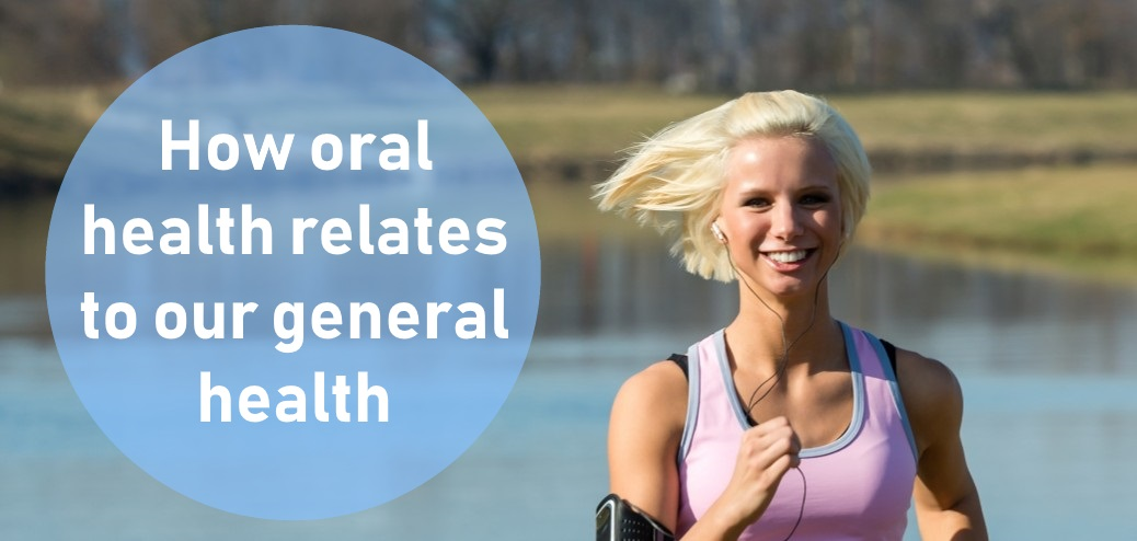 How oral health relates to our general health header image