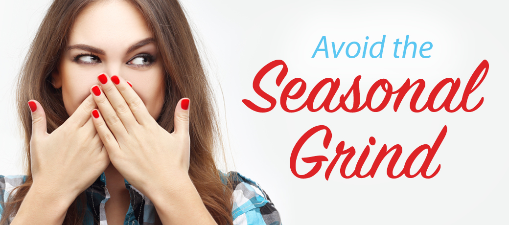 Teeth Grinding (Bruxism) and Holiday Stress