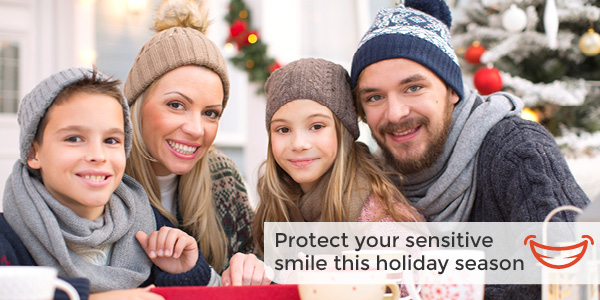 protect your sensitive smile this holiday season
